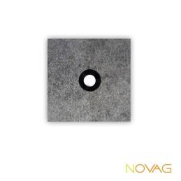 Mankiet uszczelniający ze strefą elastyczną Novag 100x100 mm