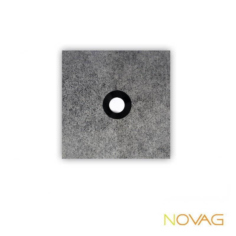 Mankiet uszczelniający ze strefą elastyczną Novag 100 mm