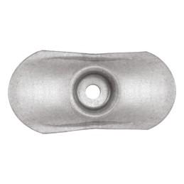 KD-03-WW-7 Stalowa podkładka dociskowa do mocowania termo- i hydroizolacji dachów płaskich 80 x 40